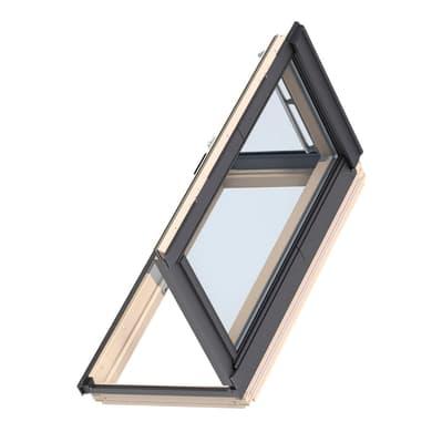 Finestra da tetto (faccia inclinata) VELUX GXL FK06 3070 manuale L 66 x H 118 cm pino