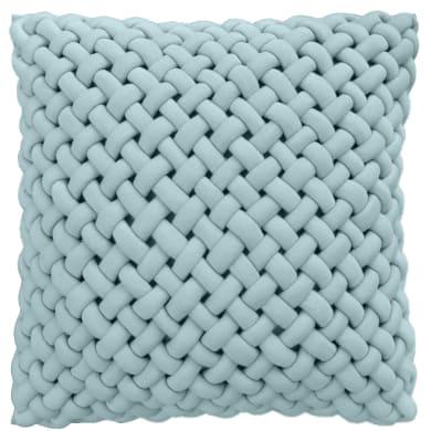 Cuscino INSPIRE Layvin blu 45x45 cm