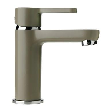 Rubinetto per lavabo Colors grigio opaco