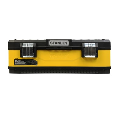 Cassetta attrezzi STANLEY L 66.2 x H 22.2 cm, profondità 29.3 mm