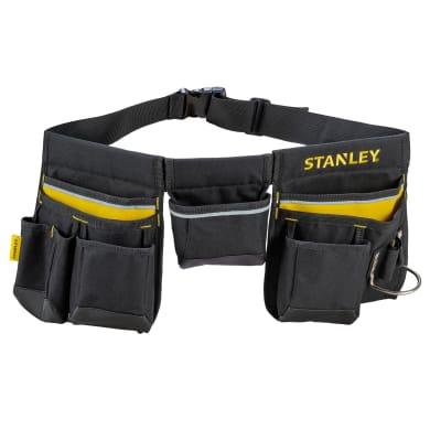 Cintura portautensili STANLEY L 300 x P 6.5 mm x H 27 cm 6 tasche