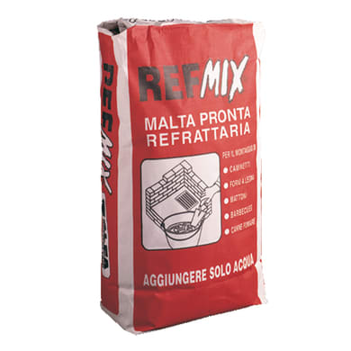 Malta refrattaria FASSA BORTOLO Refmix 10 kg