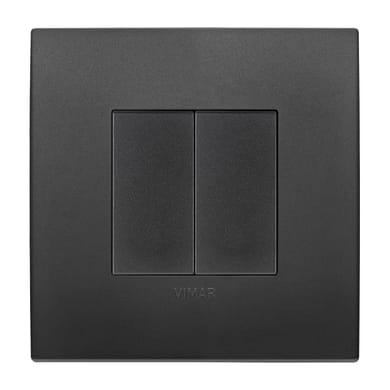 Comando smart Enocean VIMAR senza batteria Arké Classic grigio