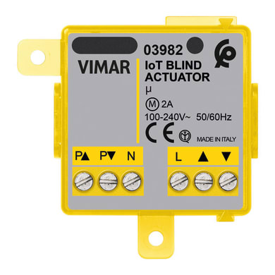 Trasmettitore VIMAR Modulo tapparella connesso IoT