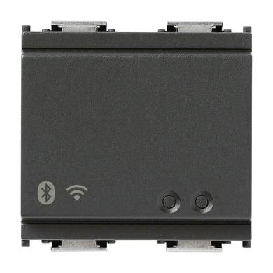 Interruttore Idea smart VIMAR grigio / argento