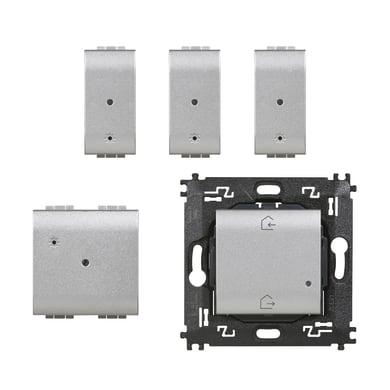Kit prese connesse BTICINO Starter Kit SNT3000KIT  Livinglight per interno