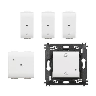 Kit prese connesse BTICINO Starter Kit SN3000KIT Livinglight smart per interno