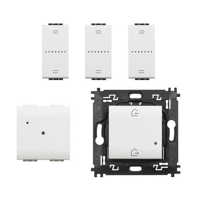 Kit tapparelle connesse BTICINO Starter Kit SN2000KIT Livinglight smart per interno