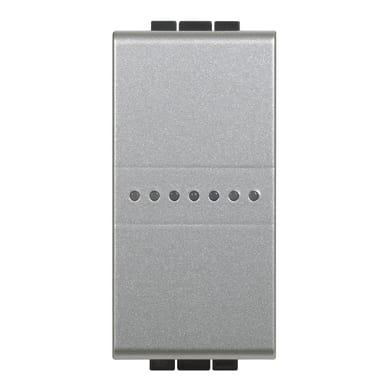Deviatore Livinglight smart BTICINO grigio / argento