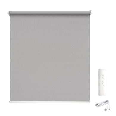 Tenda a rullo Eroll grigio 100 x 250 cm