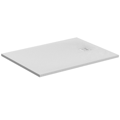 Piatto doccia resina Ultraflat S 120 x 90 cm bianco