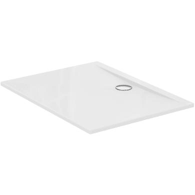 Piatto doccia acrilico Ultraflat 120 x 90 cm bianco