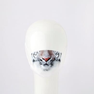 Maschera in tessuto lavabile per utilizzo non sanitario Baby tigre