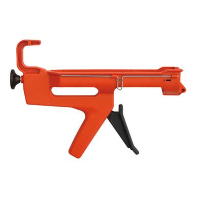 Pistola per silicone in plastica