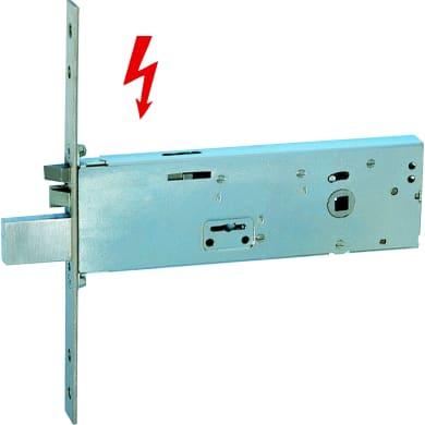 Serratura con montaggio superficiale per per porta di ingresso entrata 6.3 cm