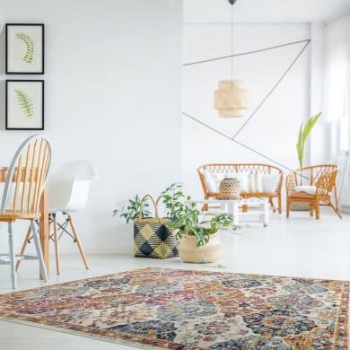 Tappeto Eileen tiles , colori assortiti, 200x300 cm
