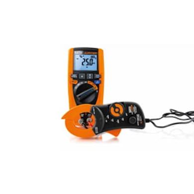 Multimetro JUPITERK + trasduttore a pinza HT4006