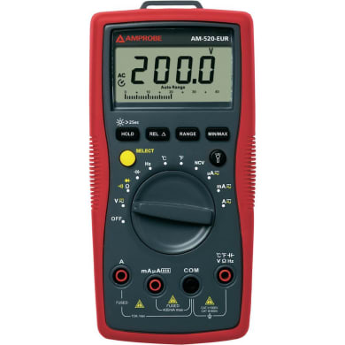 Multimetro Digitale 750V 10A FLUKE