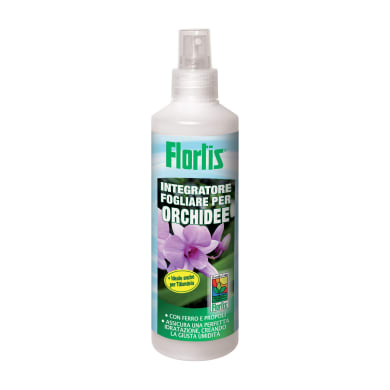 Rinverdente liquido FLORTIS FLORTIS INTEGRATORE FOGLIARE ORCHIDEE 250 ml