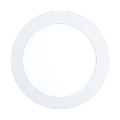 Faretto fisso da incasso tondo Fueva-CW in metallo, bianco, diam. 17 cm 3x17cm LED integrato 9W 1050LM IP65 EGLO