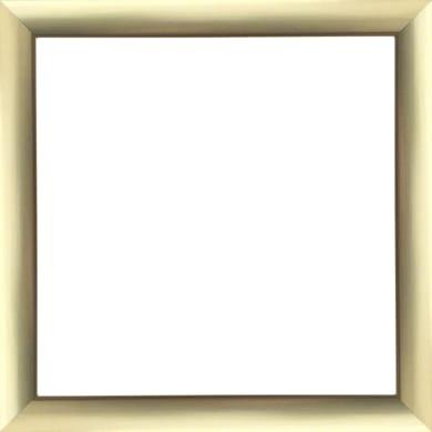 Cornice INSPIRE Glamour oro per foto da 14x14 cm