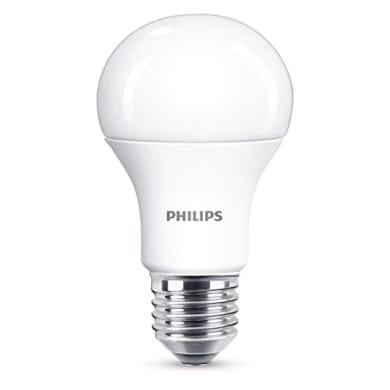 Lampadina LED, E14, Goccia, Opaco, Luce naturale, 1.5W=136LM (equiv 10 W), 180°