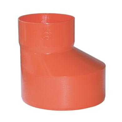 Aumento arancione in PVC Ø63/Ø80 mm