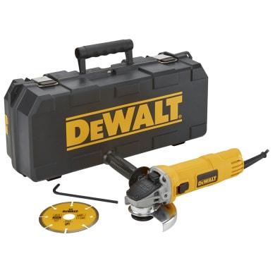 Smerigliatrice angolare DEWALT 900 W