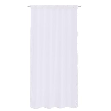 Tenda INSPIRE Polyone bianca nastro tenda con anse nascoste 140 x 280 cm
