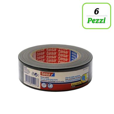 Nastro TESA tesa® Nastro Telato Gaffer 25 mm x 38 m nero