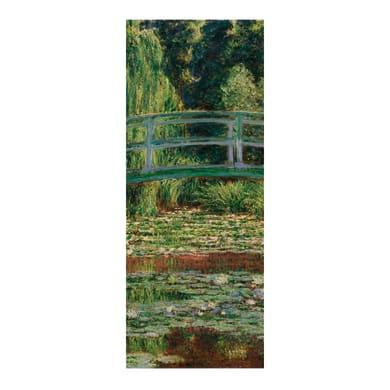 Sticker Monet ponte 83x0.1 cm