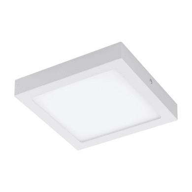 Plafoniera Fueva Connect LED integrato bianco, in metallo, 22.5x22.5 cm, EGLO