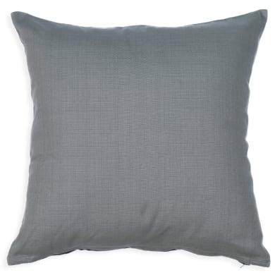 Cuscino INSPIRE Leya Granit grigio / argento 45x45 cm