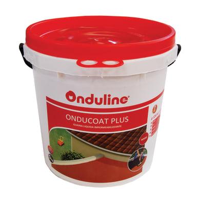 Membrana liquida ONDULINE Oducoat Plus rosso 5 kg
