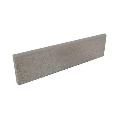 Cordolo 25 x 100 cm grigio