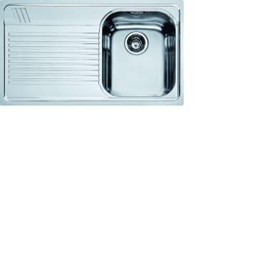 Lavello da incasso Armonia 42 x 50 cm 1 vasca con gocciolatoio