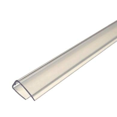 Profilo di giunzione ONDULINE U 2 cm x 210 cm x 2.1 m x 12 mm x 16 mm x Ø 210 cm