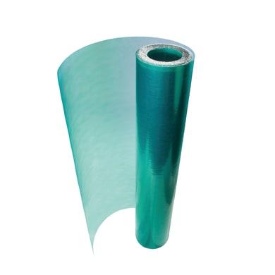 Rotolo ONDULINE Onduclair Plr Liscio in poliestere 100 x 500 cm, Sp 1 mm verde