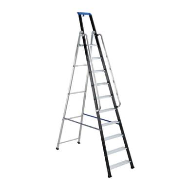 Scala doppia GIERRE in alluminio per lavori fino a 4.8 m