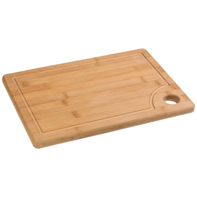 Tagliere in bambù L 33 x H 2 cm
