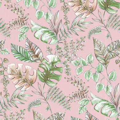 Carta da parati Sejours&Chambres Filia rosa