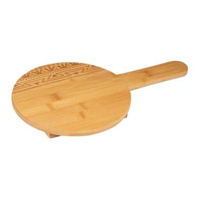 Tagliere in bambù L 14 x H 2.2 cm