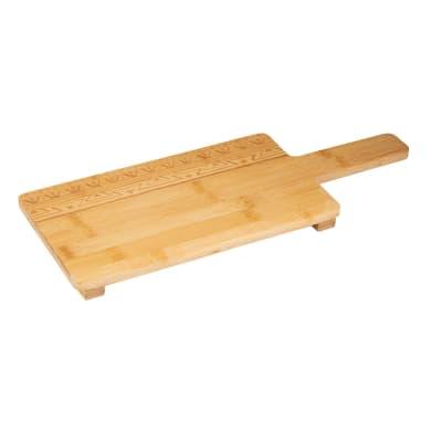 Tagliere in bambù L 39.5 x H 2.2 cm