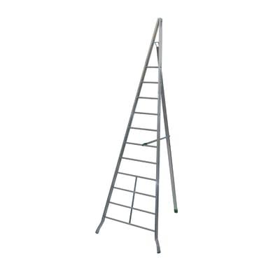 Scala agricola FACAL Agri in alluminio 11 gradini per lavori fino a 5 m