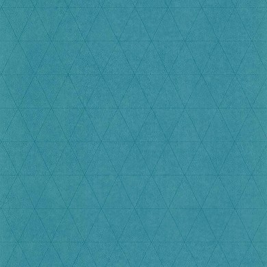 Carta da parati Couleurs&Matieres Siena blu mare, 53 cm x 10.05 m