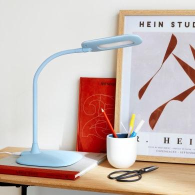 Lampada da scrivania Moderno Mei blu , INSPIRE