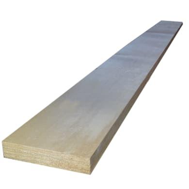 Listello piallato abete 2 m x 115 mm, Sp 35 mm 2 pezzi
