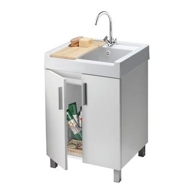 Lavatoio Per Lavanderia Prezzi.Mobili Lavanderia E Accessori Leroy Merlin