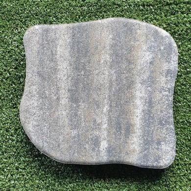 Passo giapponese in pietra ricostituita STEP BY STEP SABBIA DI SATURNO 33 x 3.5 cm