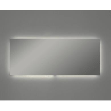 Specchio con illuminazione integrata bagno rettangolare TIME L 120 x H 40 cm